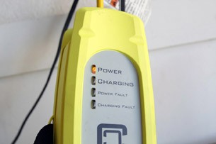 2011 Think City charging unit