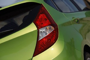 2012 Hyundai Accent Five-Door taillight