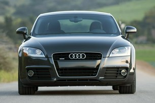2011 Audi TT 2.0 Quattro Coupe front view