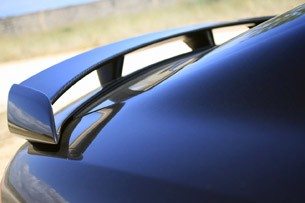 2012 Jaguar XKR-S rear spoiler