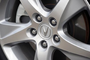 2011 Acura TSX Sport Wagon wheel
