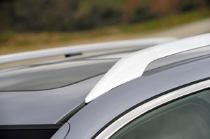 2011 Acura TSX Sport Wagon roof rails