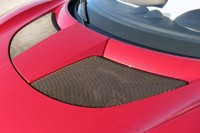 2011 Lotus Evora S hood vents