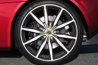 2011 Lotus Evora S wheel