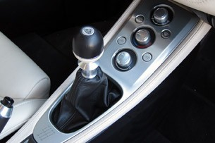 2011 Lotus Evora S shifter