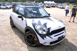 2011 kiss mini countryman