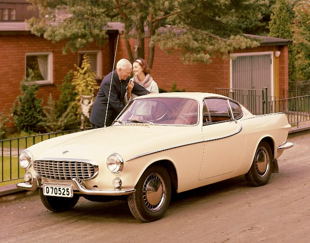 Volvo P1800