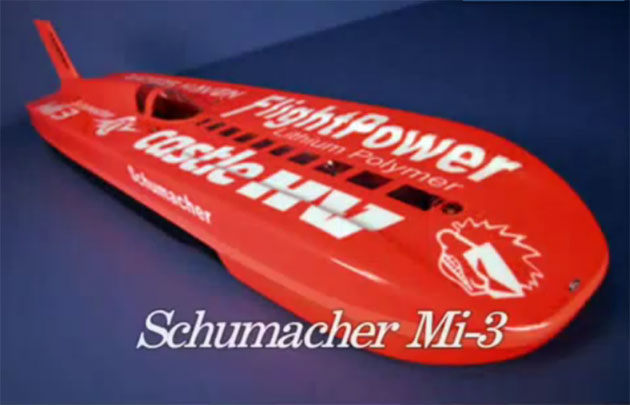 Schumacher Mi-3 R/C Car