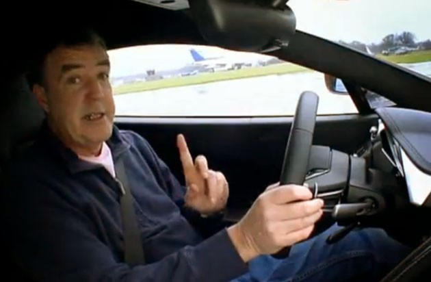 Top Gear season 17 trailer