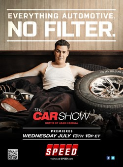 adam carolla in the car show