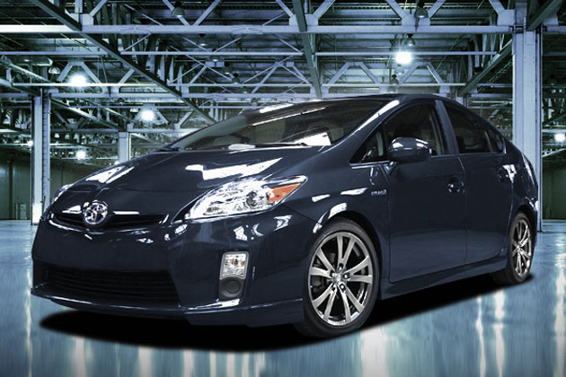toyota prius performance plus package