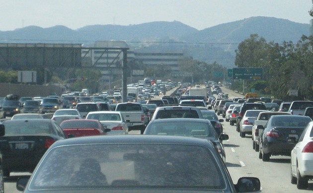 405 traffic
