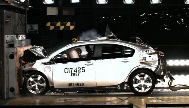 Chevy Volt Crash Tests