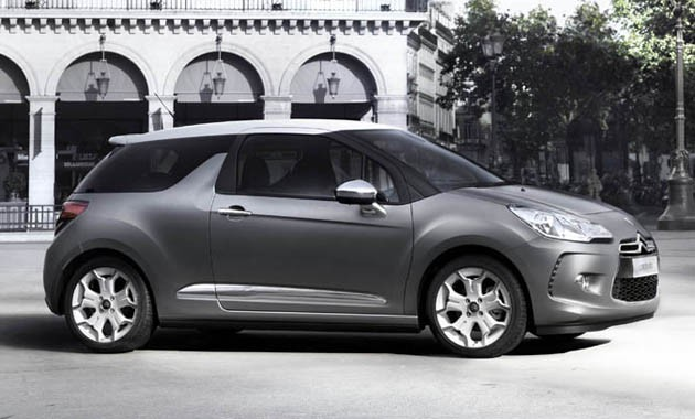 Citroën DS3 Grey Matter