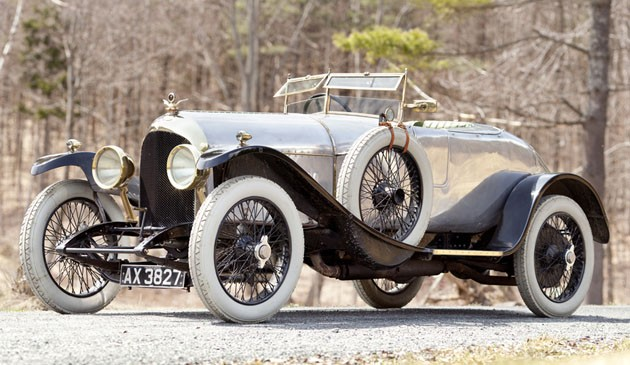 1921 Bentley 3-Litre - chassis #3