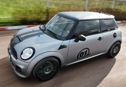 Mini Cooper by Vilner