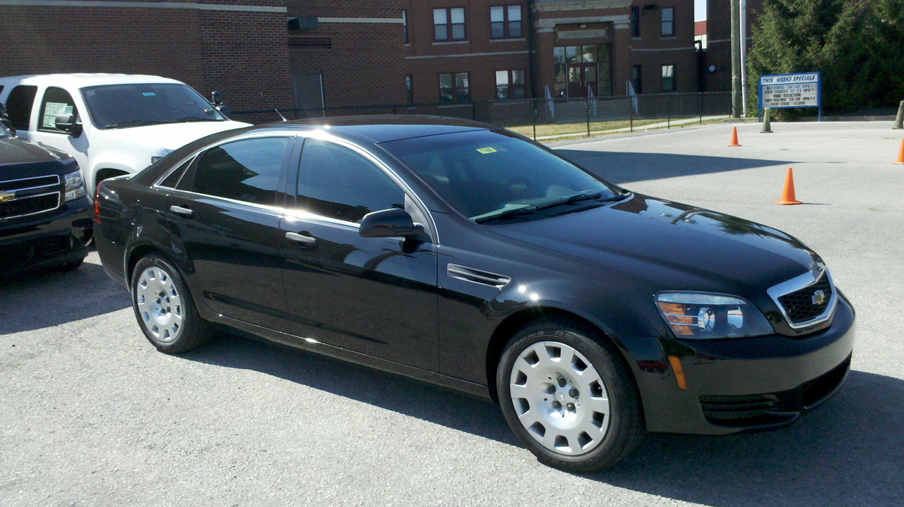 2011 chevrolet caprice police patrol vehicle photo gallery   autoblog