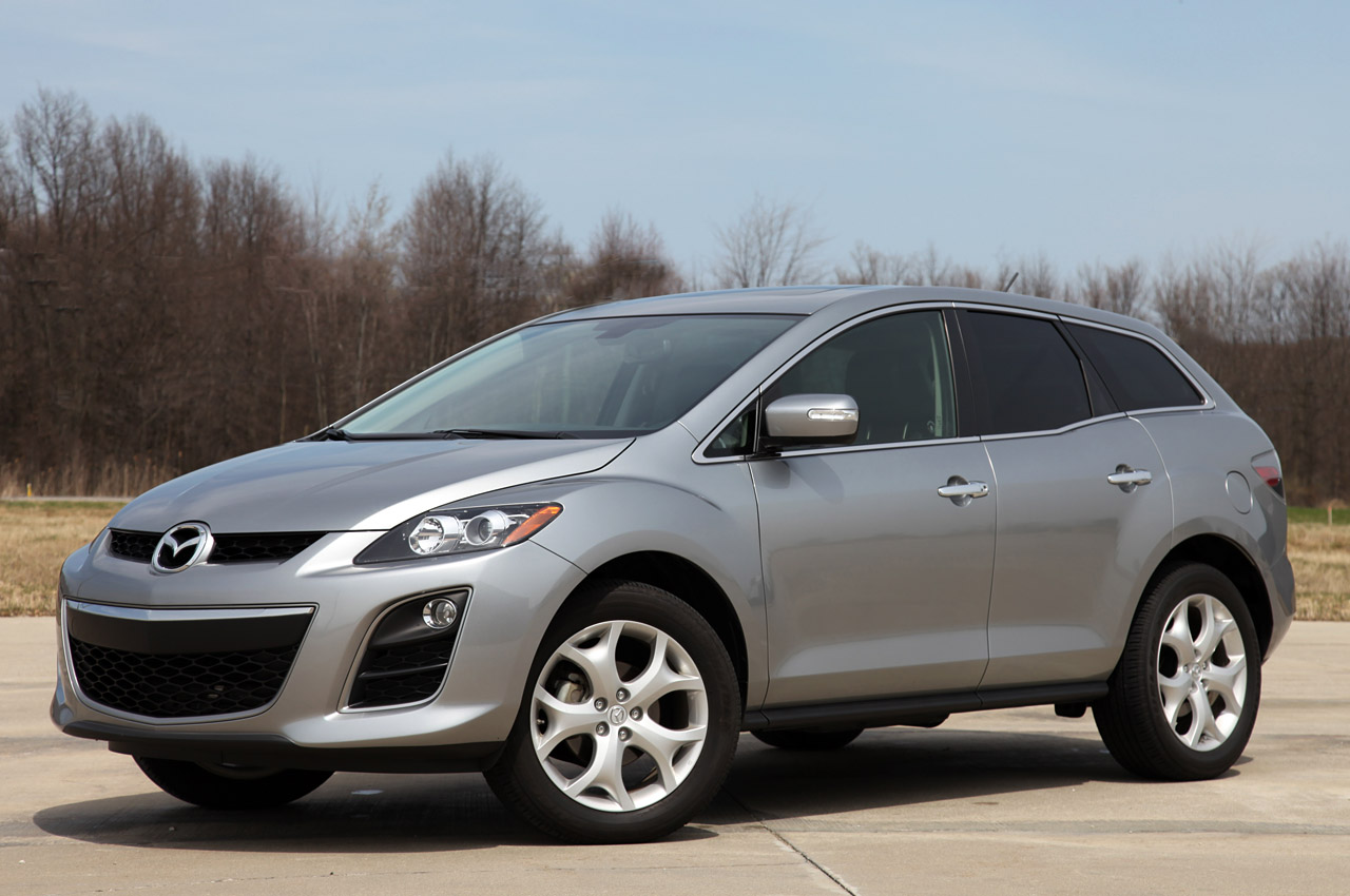 mazda cx 7 leaving the u s market after 2012 autoblog. Black Bedroom Furniture Sets. Home Design Ideas
