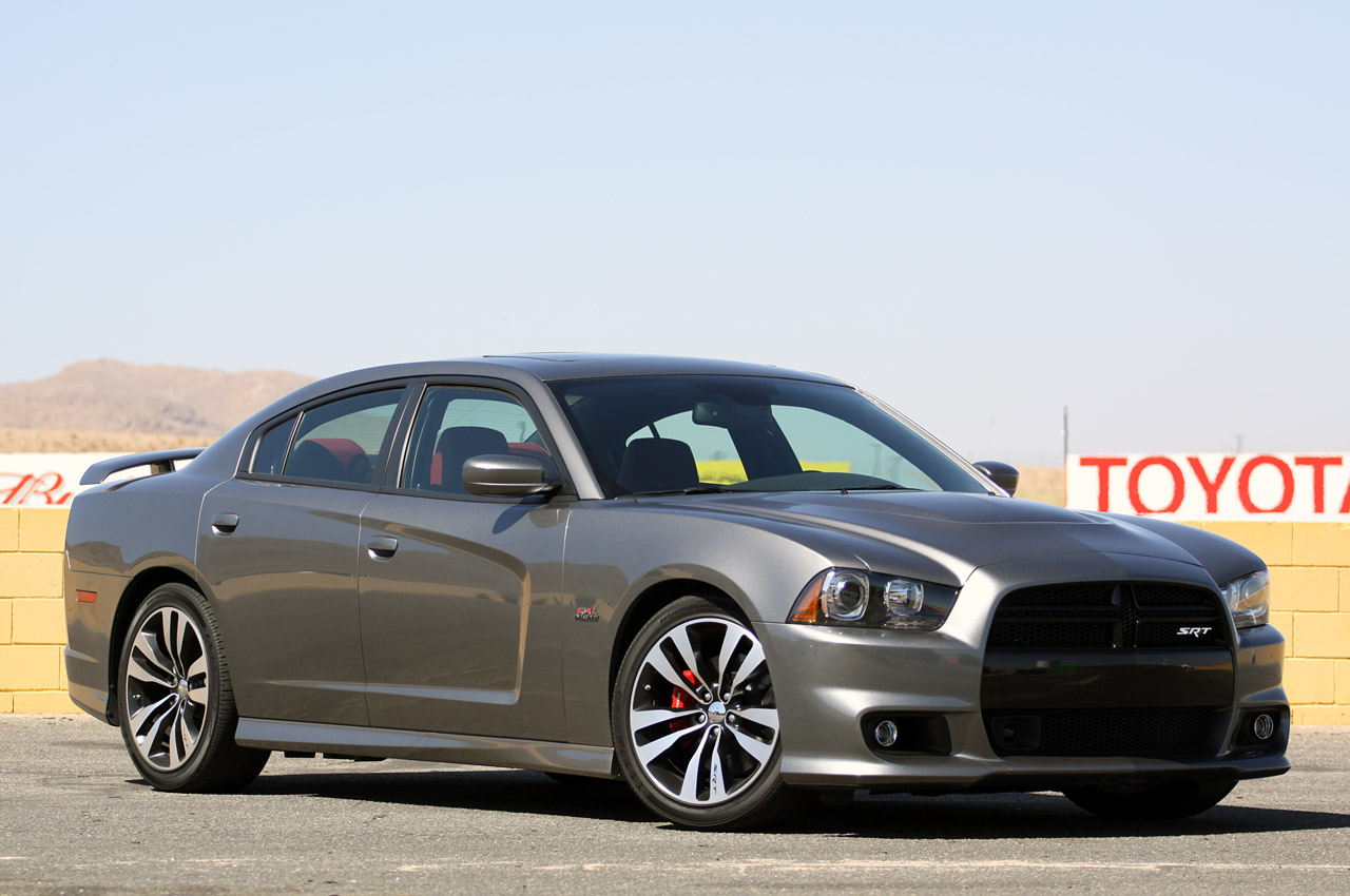 2 Door Charger Hellcat >> 2012 Dodge Charger SRT8: First Drive Photo Gallery - Autoblog
