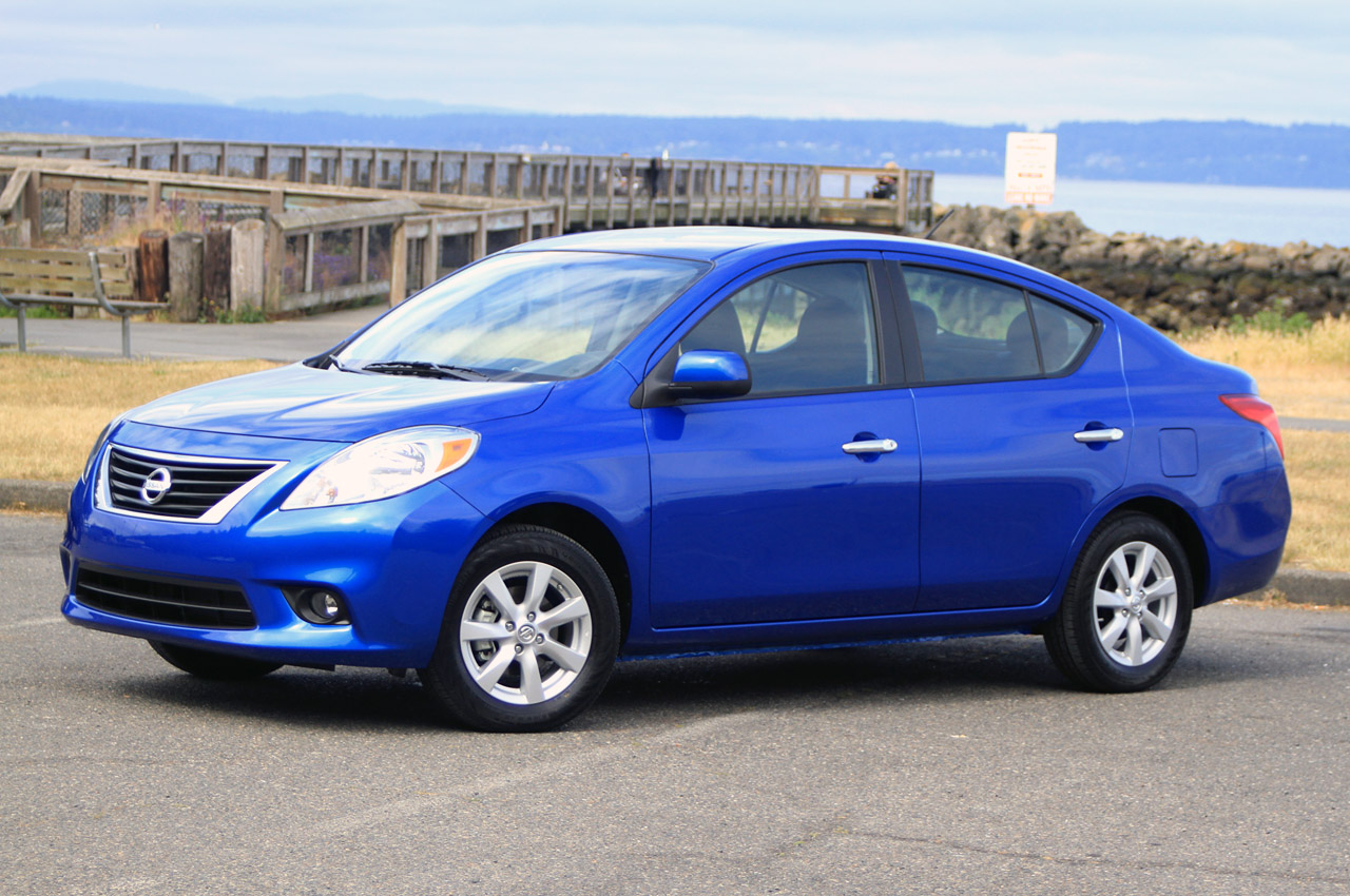 2012 Nissan Versa First Drive Photo Gallery Autoblog