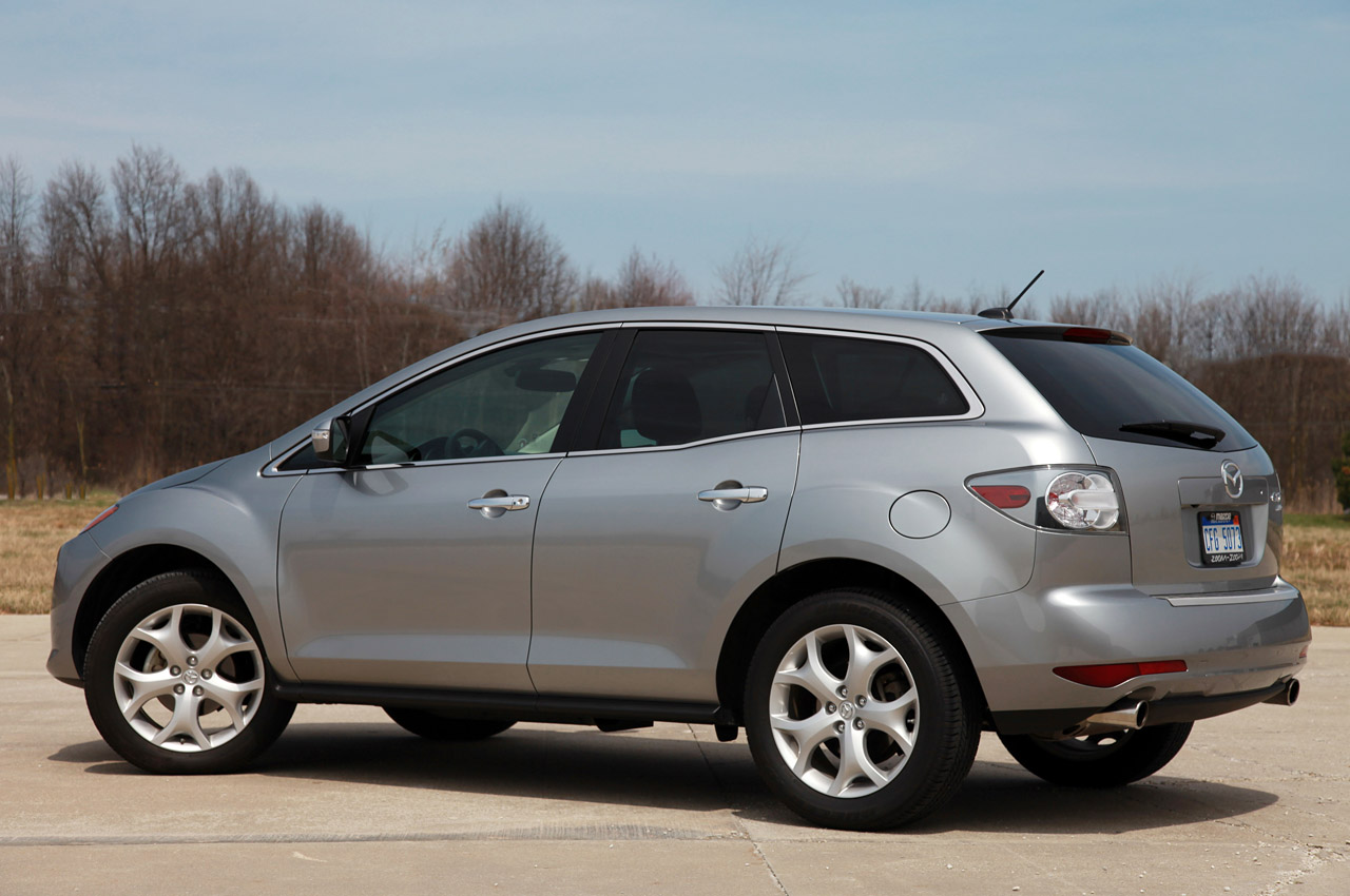 2011 Mazda Cx 7 Review Photo Gallery Autoblog