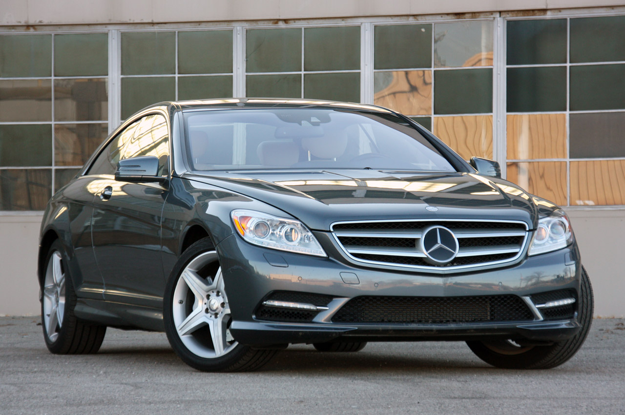 2011 mercedes benz cl550 4matic autoblog