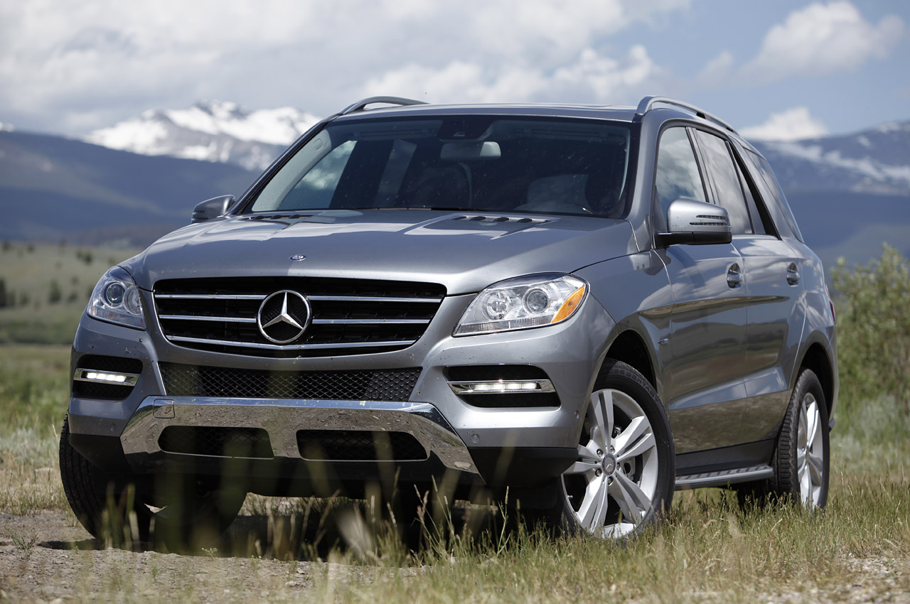 Mercedes benz m class being recalled due to possible for Mercedes benz 2012 models