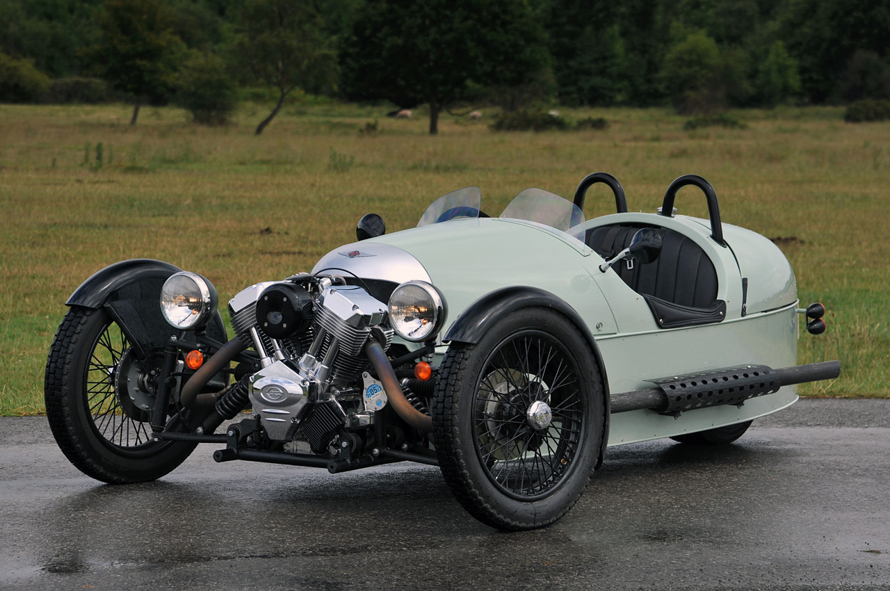 2012 morgan 3 wheeler first drive photo gallery autoblog for The morgan