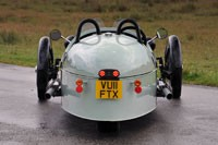 Morgan 3 Wheeler rear