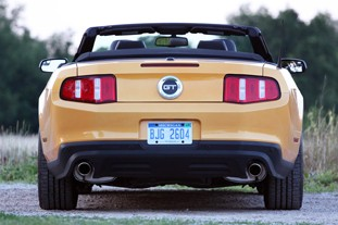 2011 Ford Mustang GT Convertible
