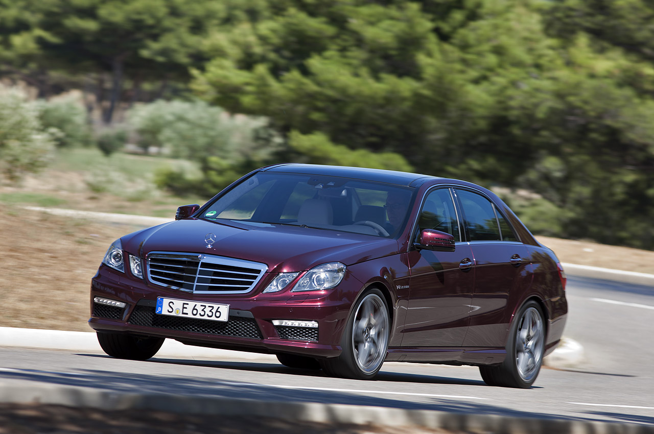 2012 mercedes benz e63 amg first drive photo gallery for Mercedes benz e63 amg 2012