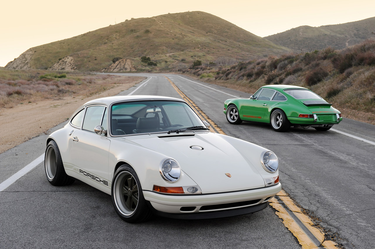 Singer 911 In White Photo Gallery Autoblog
