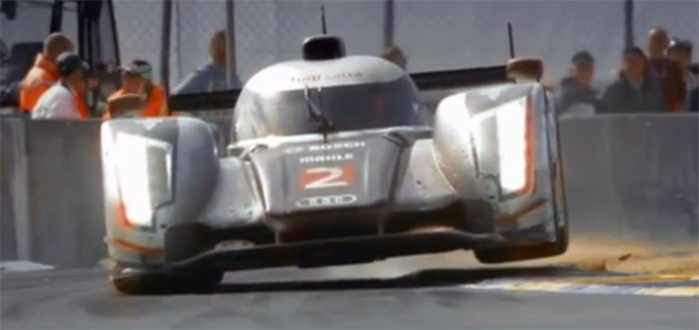 Audi at the 2011 24 Hours of Le Mans