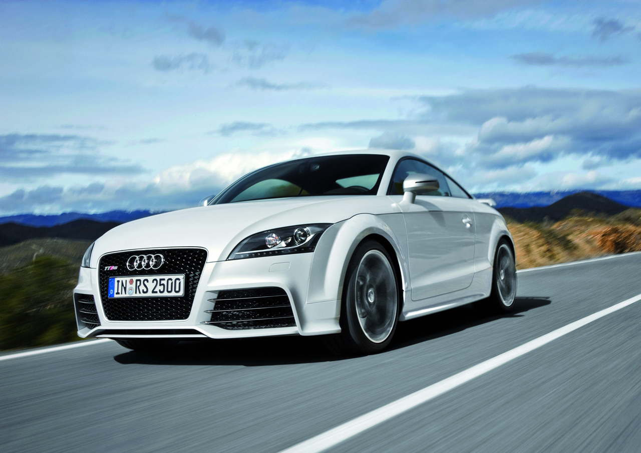 2012 Audi Tt Rs Priced From 56 850 Autoblog