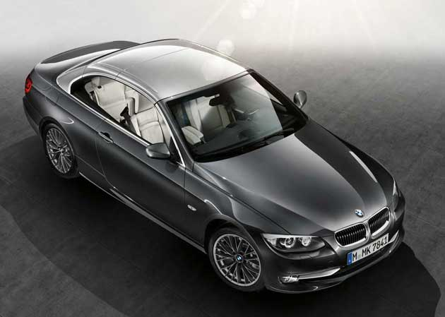 2012 BMW 3 Series M Sport Edition