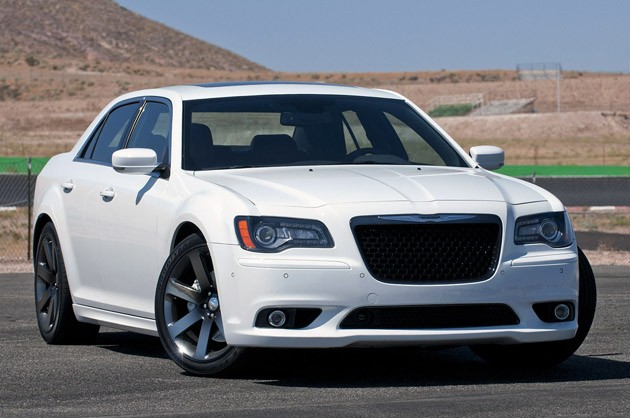 2012 Chrysler 300 Srt8 Fd