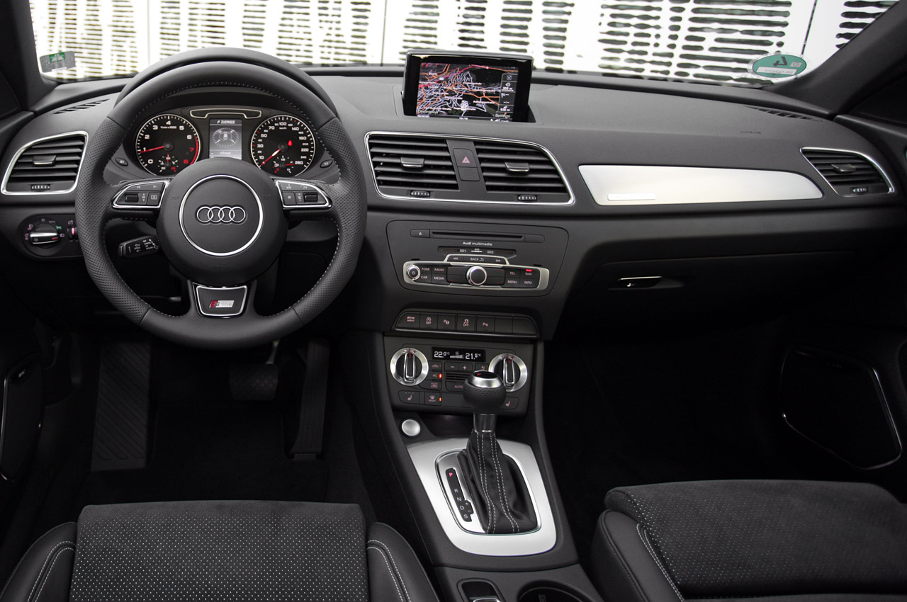 Audi q3 topic officiel page 13 q3 audi forum for Interieur q3 s line