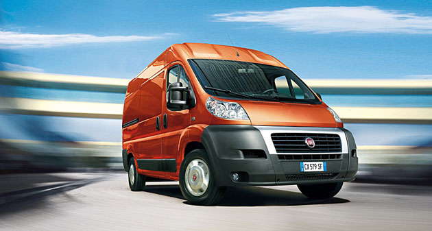 2010 Fiat Ducato