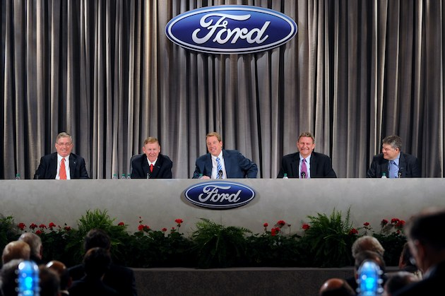Ford Executives