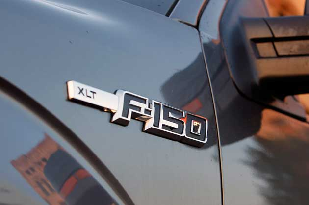 Ford F-150 Badge
