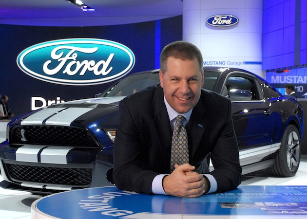 Joseph Hinrichs, Ford Group Vice President