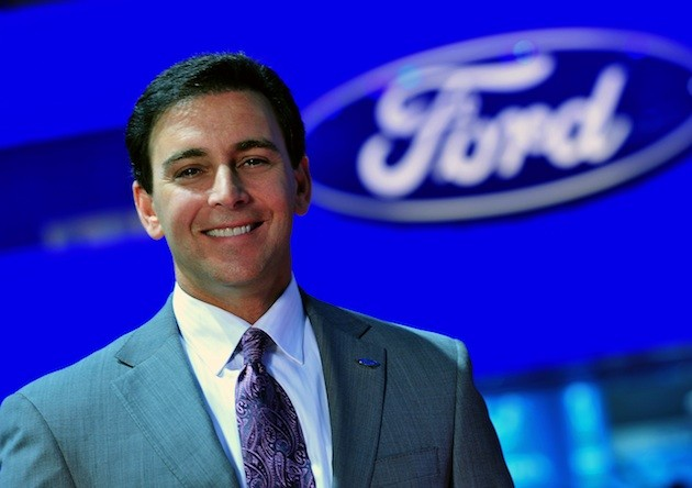 Mark Fields, Ford President of the Americas