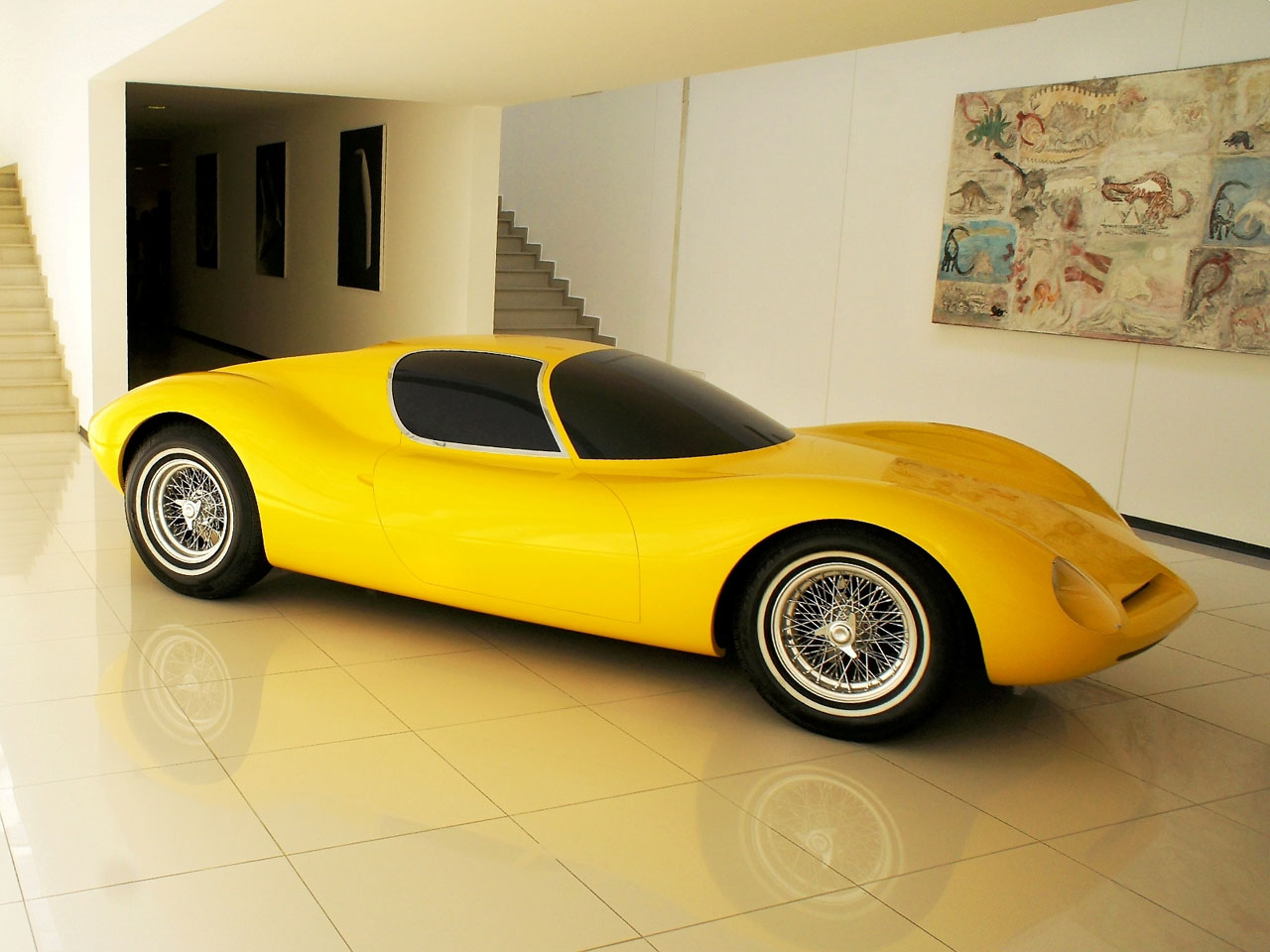 Giugiaro S Original Lamborghini Design Unearthed And