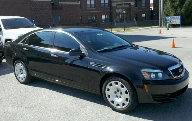 2011 chevrolet caprice ppv