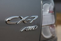 2011 Mazda CX-7 badge