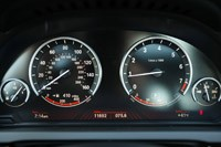 2011 BMW 740Li gauges