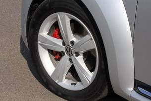 2012 Volkswagen Beetle Turbo wheel