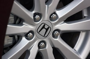 2012 Honda Civic EX Sedan wheel detail