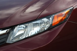 2012 Honda Civic EX Sedan headlight