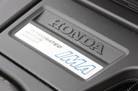 2012 Honda Civic Hybrid engine detail